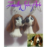 Zarcillos, Dijes, Anillos De Tu Mascota En Masa Flexible!!!