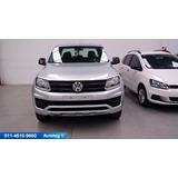 Volkswagen Amarok Trendline Doble Cabina My17 0km 2017 #a1