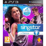 Ps3 Singstar Dance +2 Microfono Nuevo Electroalsina Banfield