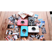 Camera Polaroide Snap Touch Instant Print Digital 10mp,nova