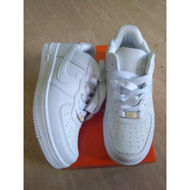 Zapato Nike Air Force One Con Caja