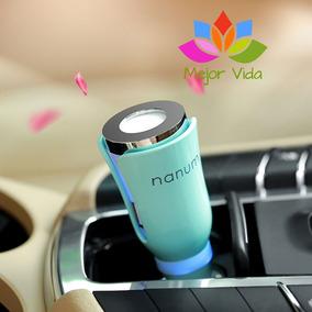 Difusor Humidificador Aromaterapia Carro Auto