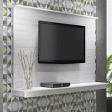 Muebles Rack Mesa Para Tv Centro De Entretenimiento Flattum