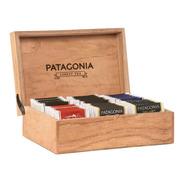 Caja De Madera Té Patagonia X 60 Saquitos Surtidos