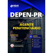 Apostila Concurso Depen Pr 2020 - Agente Penitenciário