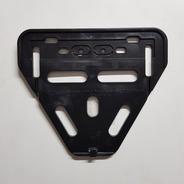 Moldura Suporte Placa Moto Protetor Mercosul Ou Tradicional