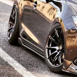Estribos Mazda 3 2014 - 2018 Racing Series