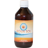Oro Coloidal - 250ml [5ppm] - Agua Sol