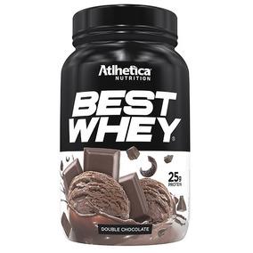 Best Whey (900g) - Atlhetica Nutrition - Chocolate