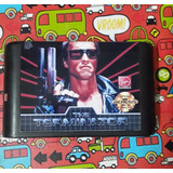 Juego Sega The Terminator