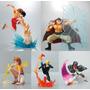 One Piece Attack Motion Vol2 Set Original Japones