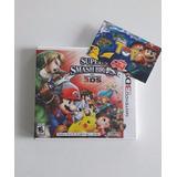 Nintendo 3ds Super Smash Bros Abierto - Tiendatopmk