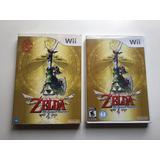 The Legend Of Zelda Skyward Sword Para Nintendo Wii