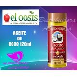 El Oasis Aceite De Coco 120ml Para Todo Tipo De Piel