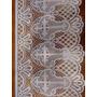 Renda Litúrgica Cruz - 10 Mts X 30 Cms Para/toalhas De Altar