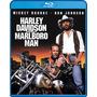 Blu-ray : Harley Davidson & The Marlboro Man