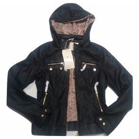 Campera Eco Cuero Dama Yd Collections/tmill Importada