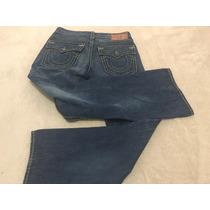 Calça Jeans True Religion Joey Super T 34 Usa 44/46 Brasil