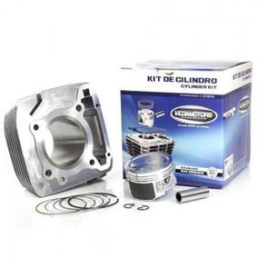Cilindro Do Motor Com Pistão/anel Cb 300 / Xre 300 - Vedamot