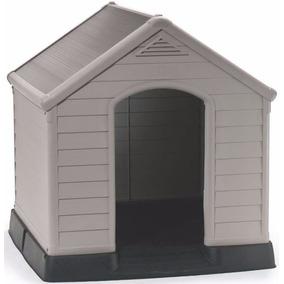 Casa P/ Perros Pvc Facil Ensamble Resiste Rayos Uv Lluvia