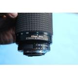 Lente Nikon 70-300 Ed Mas Filtro