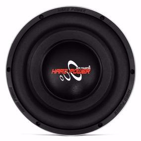02 Subwoofer 12 Pol 500 Wrms 4ohm - Hardpower Hps50012 Sub
