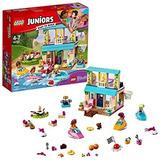 Lego Juniors Casa Del Lago De Stephanie 10763