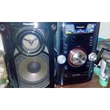 Minicompetente Panasonic 2800 Watts Wofer 16 Cm