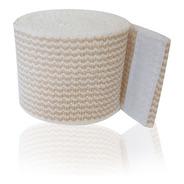 Venda Elástica Alta Compresión Con Gancho De Velcro De 5 Cm