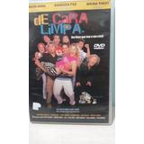 Dvd De Cara Limpa Marcos Mion Barbara Paz Bruna Thedy