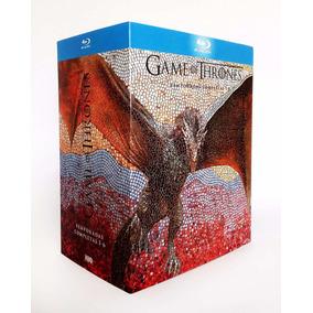 Game Of Thrones Juego De Tronos 6 Temporadas Boxset Blu-ray