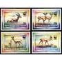 Fauna - Wwf - Gacelas - Niger - Serie Mint (mnh)