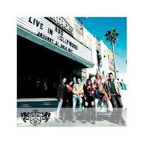 Cd Rebelde - Rbd - Live In Hollywood - Original