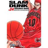 Slam Dunk 24 Kanzenban Manga Ivrea España