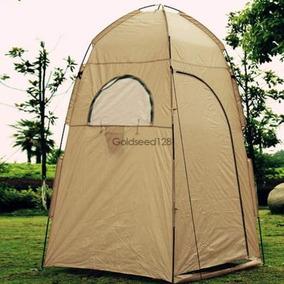 Portable Camping Al Aire Libre Del Baño Cambio De Sala Carpa