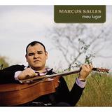 Cd - Marcus Salles - Meu Lugar - Sony Music - (lacrado).