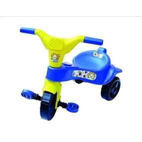 Triciclo Tico Tico Velotrol Infantil Criança Brinquedo