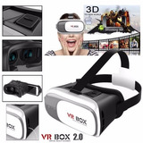 Lente 360º Realidad Virtual Vr Box 2.0/sapra