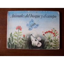 Animales Del Bosque Y El Campo-edit-gente Nueva