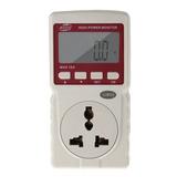 Equipo Prueba Benetech Gm89 Alto Monitor Energia Conector