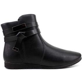 Bota Cano Curto Ankle Boot Ramarim Original 1761101 Pixolé