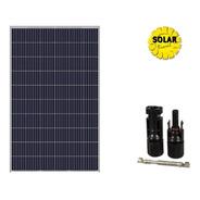 Placa / Painel / Modulo Solar Amerisolar 285w + Mc4