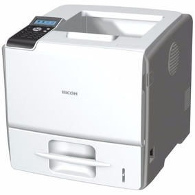 2 Impressoras Monocromáticas Ricoh Aficio Sp 5200dn Usada