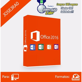 Office 2016 - 32bits Y 64bits