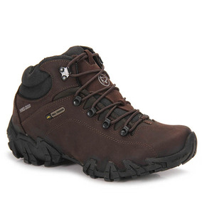 Bota Adventure Bull Terrier Forest Hi - Marrom