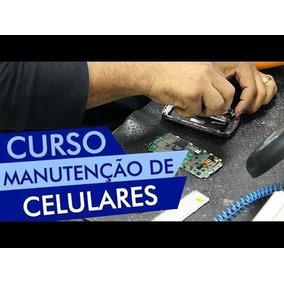 Curso De Manutenção De Celular E + 200 Curso Completos