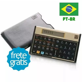 Calculadora Financeira Hp 12c Gold Nova Original Oferta + Nf