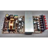 Placa Fonte Potencia Dvd Amp Player Vicini Vc993