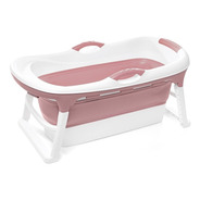 Bañera Bañadera Plegable Para Bebe Adultos Felcraft  120x55