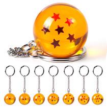 Kit Chaveiros Dragon Ball Z - Esferas Do Dragão - Conjunto